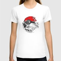 pokeball T-shirts featuring POKEBALL by Smart Friend