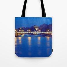 Paris by Night I Tote Bag