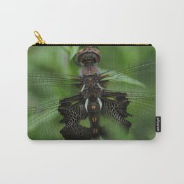 The Wings of a Dragonfly Carry-All Pouch