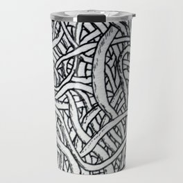 Noodles or Worms Travel Mug