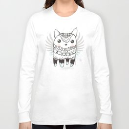 Jelly Fox Long Sleeve T-shirt
