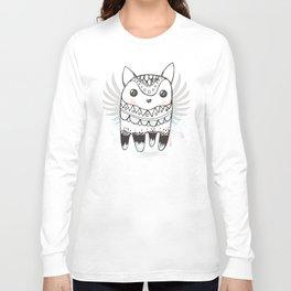 Jelly Fox Long Sleeve T-shirt