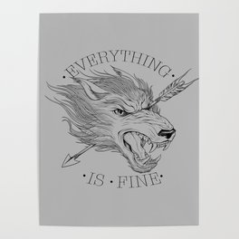 Everything is Fine Poster