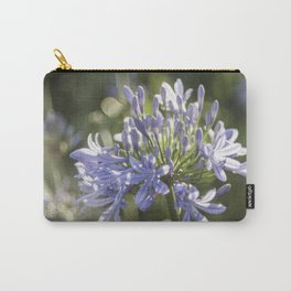 African Lily Bokeh Delight Carry-All Pouch