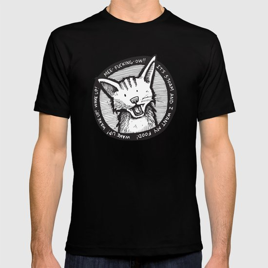 Mee-f'in-ow! T-shirt