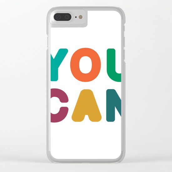 You Can Clear iPhone Case