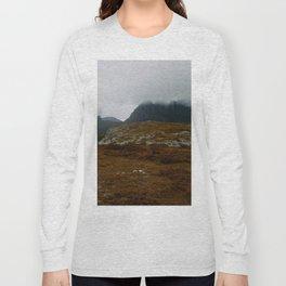 Cradle Under Fog Long Sleeve T-shirt