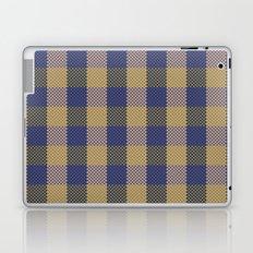 Pixel Plaid - Spring Thaw Laptop & iPad Skin