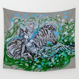 Strange Love Wall Tapestry