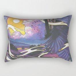 The Raven Cycle Rectangular Pillow
