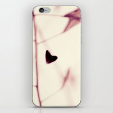 nature's little sweet hearts iPhone Skin