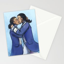 """""""In short, Laurens, I am disgusted with everything in this world but yourself"""" Stationery Cards"""