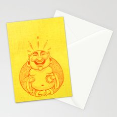 Laughter Brightens the Soul Stationery Cards