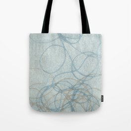 Blue Nest 2 Tote Bag