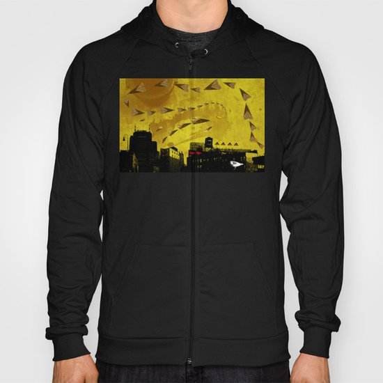 airplanes and cigarettes Hoody