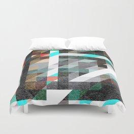 Digitally Textured Duvet Cover