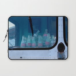 Empty Bottles Empty Dreams Laptop Sleeve
