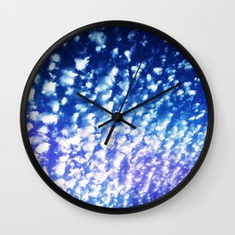 Out of the Blue  #Society6 #Decor #Buyart Wall Clock
