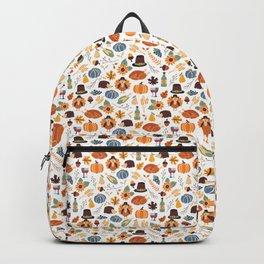 Thanksgiving Celebration Backpack