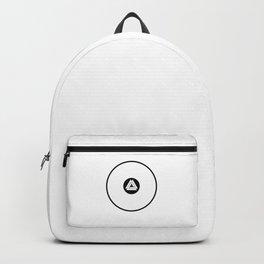 Infinity Vinyl (Invert) Backpack