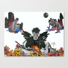 Our Great Star Canvas Print