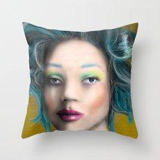 EmoPop Throw Pillow