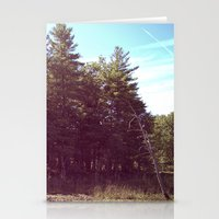 manchester Stationery Cards featuring Manchester Swamps by katarjana