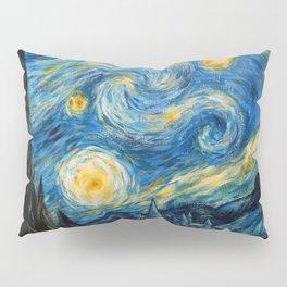 A Starry Night at Hogwarts Pillow Sham