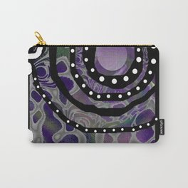 Cailloux blancs Carry-All Pouch