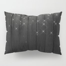 Fairy Lights on Wood 05 Pillow Sham