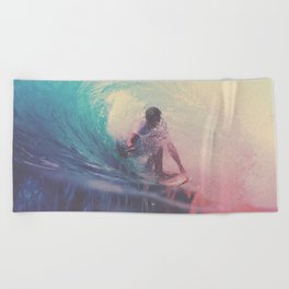 RUN Beach Towel