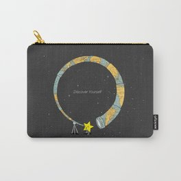 Discover yourself Carry-All Pouch