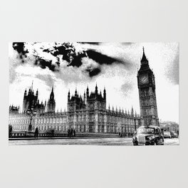 Westminster Bridge Art Rug