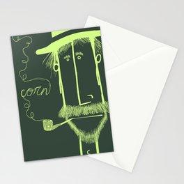 Corn Billy Stationery Cards