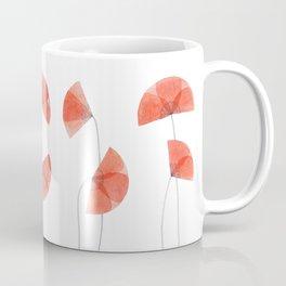 Flanders poppy, corn poppy, flower Coffee Mug