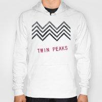 twin peaks Hoodies featuring Twin Peaks by BITN
