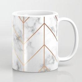 Marble Print pattern, Marble, modern marble print, marble print, geometric, marble look Coffee Mug