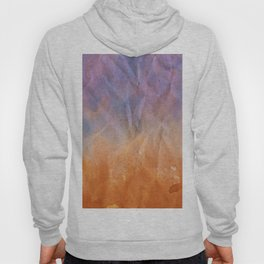 Crumpled Paper Textures Colorful P 555 Hoody