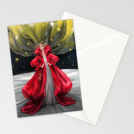 Faerie Queen Stationery Cards