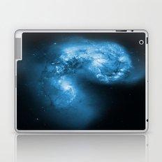 Blue Galaxy Laptop & iPad Skin