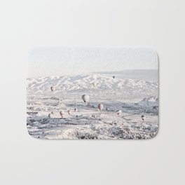 Cappadocia, Turkey #society6 #decor #buyart Bath Mat