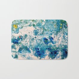 Ocean Art - The Sound of Water Bath Mat