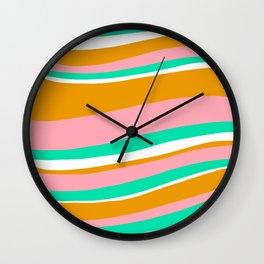 malibu, 1980 Wall Clock