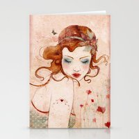 lolita Stationery Cards featuring Lolita by Minasmoke