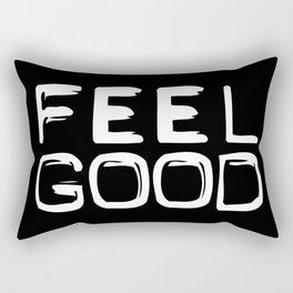 FEEL GOOD Rectangular Pillow