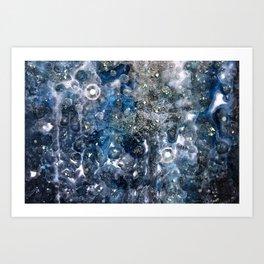 The Storm (no moon) Art Print