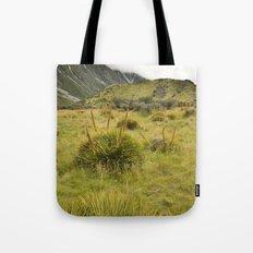 Grassy Landscape Tote Bag