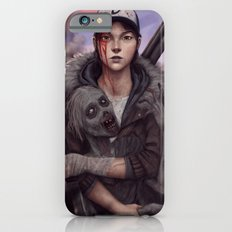 grown up clementine  Slim Case iPhone 6s