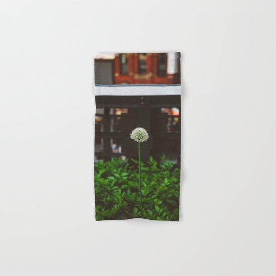 New York Garden Hand & Bath Towel