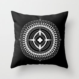 Timecapsule Throw Pillow